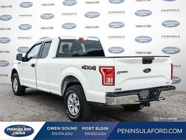 2016 Ford F-150 XLT (Stk: 19FE114E) in Owen Sound - Image 4 of 25
