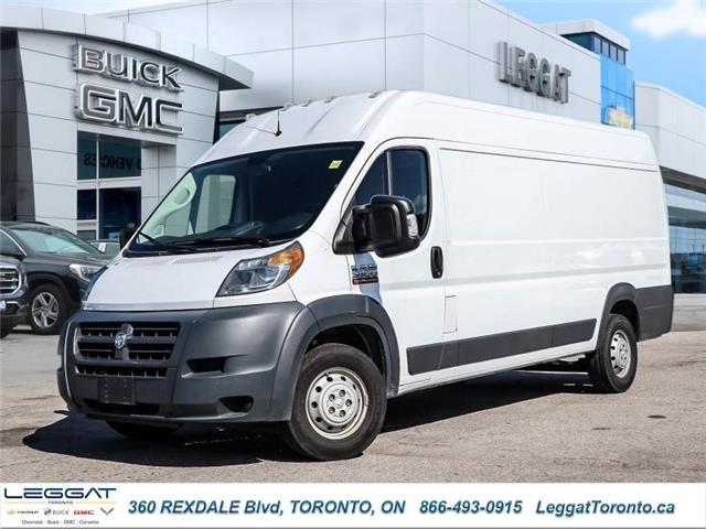 2018 RAM ProMaster 3500 High Roof (Stk: T11626) in Etobicoke - Image 1 of 24