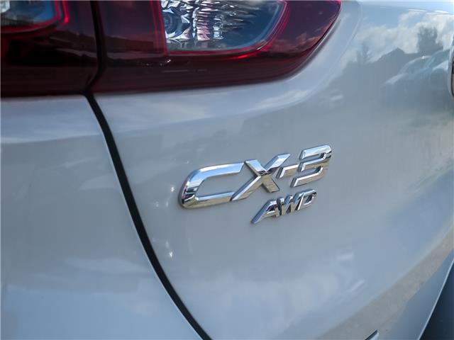 2019 Mazda CX-3 GS (Stk: G6545) in Waterloo - Image 4 of 15