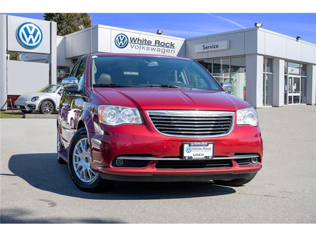 2011 Chrysler Town & Country Limited (Stk: KJ097220B) in Vancouver - Image 1 of 22