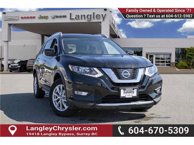 2017 Nissan Rogue S (Stk: EE908740B) in Surrey - Image 1 of 21