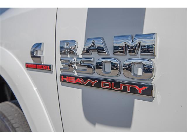 2018 RAM 3500 Laramie (Stk: EE909430) in Surrey - Image 8 of 28