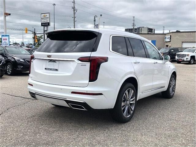 2020 Cadillac XT6 Premium Luxury (Stk: 110546) in Milton - Image 4 of 15
