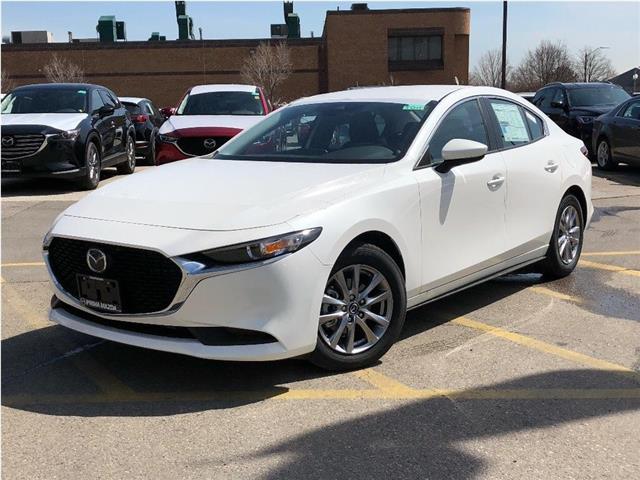 2019 Mazda Mazda3 GS (Stk: 19-289) in Woodbridge - Image 1 of 15
