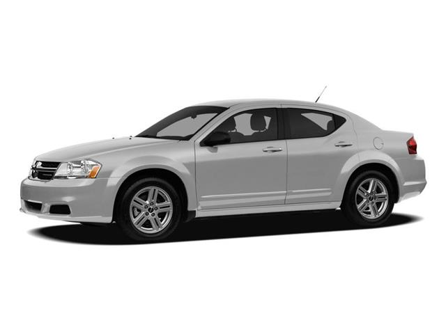 2012 Dodge Avenger  (Stk: 12850A) in Saskatoon - Image 1 of 1