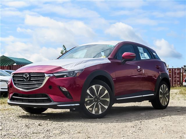 2019 Mazda CX-3 GT (Stk: G6648) in Waterloo - Image 1 of 14