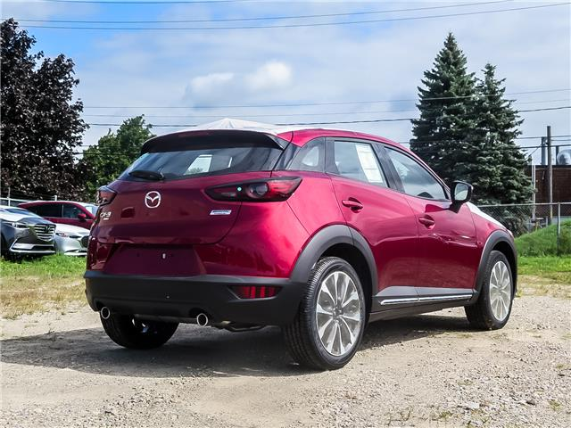 2019 Mazda CX-3 GT (Stk: G6648) in Waterloo - Image 2 of 14