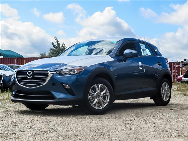 2019 Mazda CX-3 GS (Stk: G6714) in Waterloo - Image 1 of 13