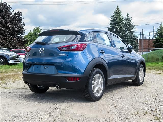 2019 Mazda CX-3 GS (Stk: G6714) in Waterloo - Image 2 of 13