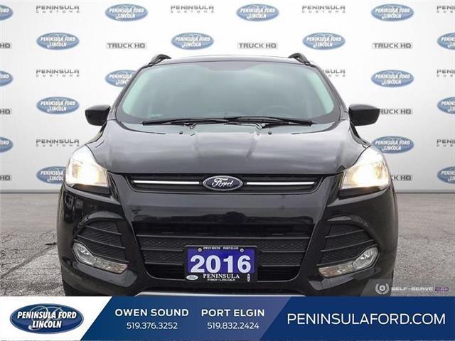 2016 Ford Escape SE (Stk: 1858) in Owen Sound - Image 2 of 25