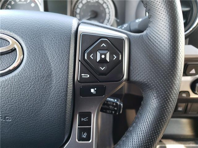 2019 Toyota Tacoma SR5 V6 (Stk: P1924) in Whitchurch-Stouffville - Image 9 of 17