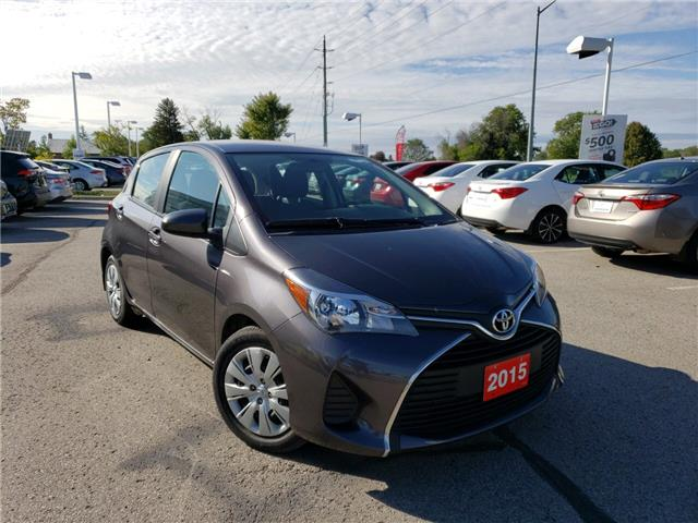 2015 Toyota Yaris LE (Stk: P1922) in Whitchurch-Stouffville - Image 4 of 12
