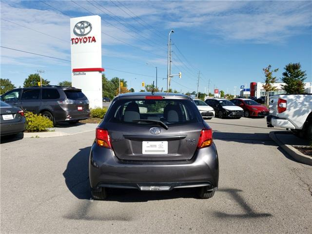 2015 Toyota Yaris LE (Stk: P1922) in Whitchurch-Stouffville - Image 5 of 12