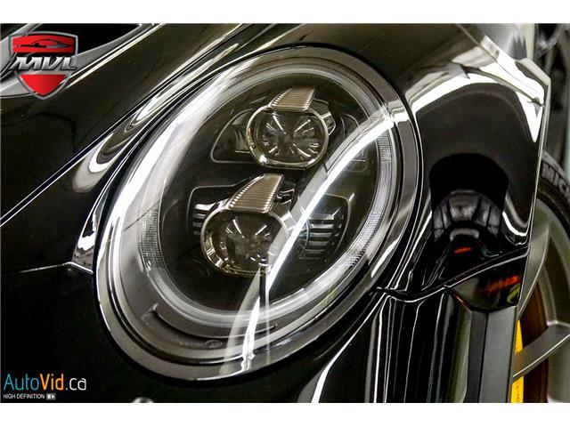 2019 Porsche 911 GT3 RS (Stk: ) in Oakville - Image 10 of 41