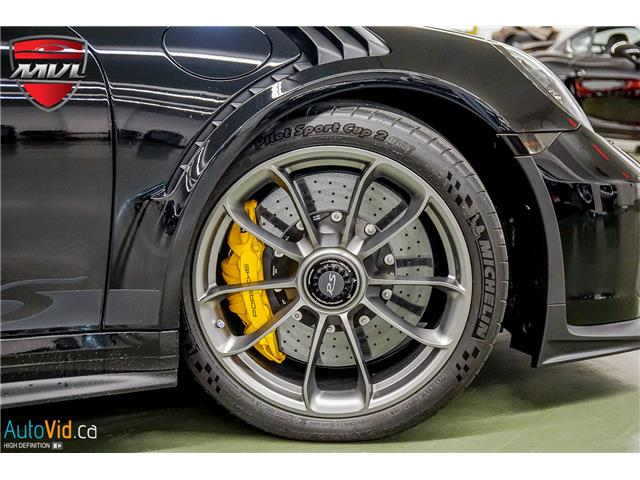 2019 Porsche 911 GT3 RS (Stk: ) in Oakville - Image 12 of 41