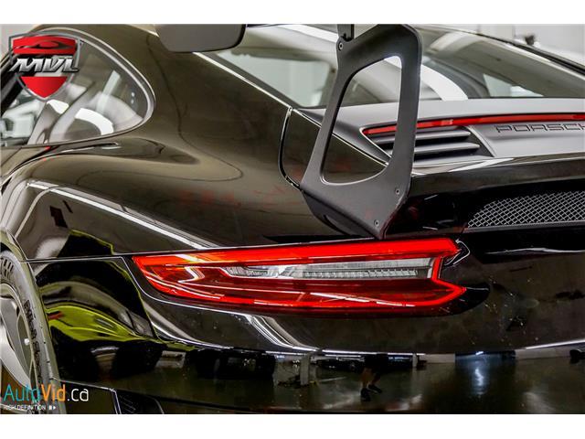 2019 Porsche 911 GT3 RS (Stk: ) in Oakville - Image 11 of 41