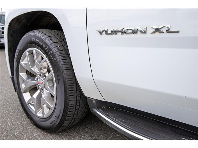 2017 GMC Yukon XL SLT (Stk: EE909750) in Surrey - Image 17 of 29
