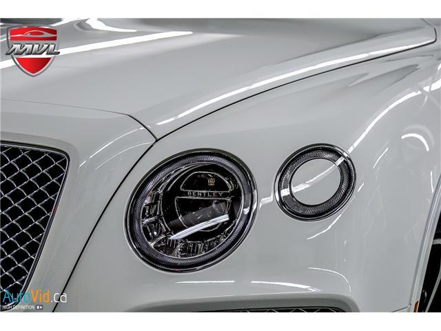 2019 Bentley Bentayga  (Stk: ) in Oakville - Image 10 of 37