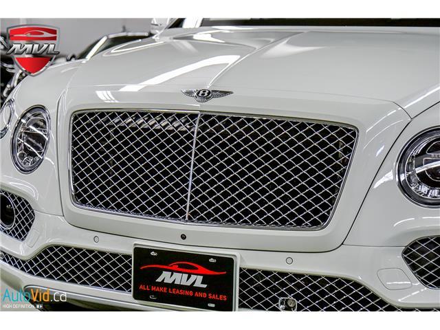 2019 Bentley Bentayga  (Stk: ) in Oakville - Image 12 of 37