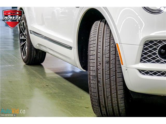 2019 Bentley Bentayga  (Stk: ) in Oakville - Image 14 of 37