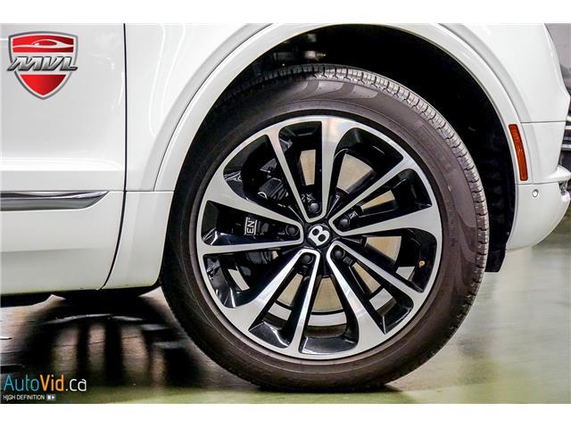 2019 Bentley Bentayga  (Stk: ) in Oakville - Image 13 of 37