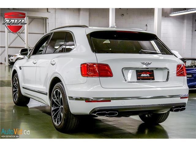 2019 Bentley Bentayga  (Stk: ) in Oakville - Image 4 of 37