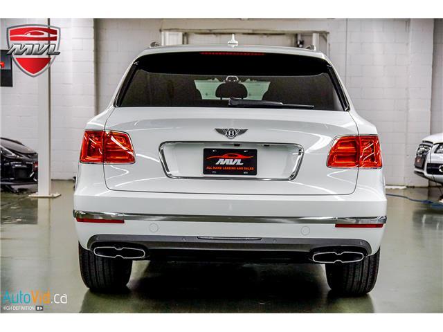 2019 Bentley Bentayga  (Stk: ) in Oakville - Image 5 of 37