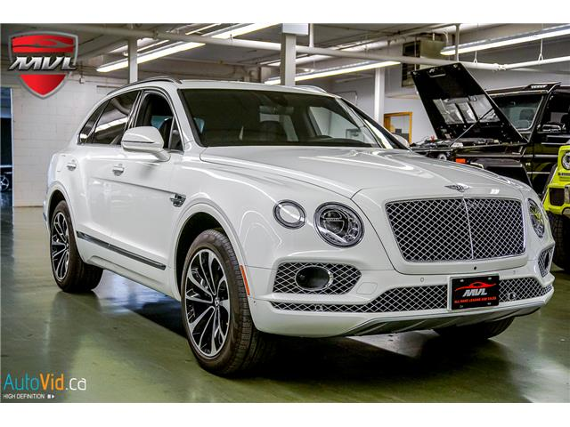 2019 Bentley Bentayga  (Stk: ) in Oakville - Image 8 of 37
