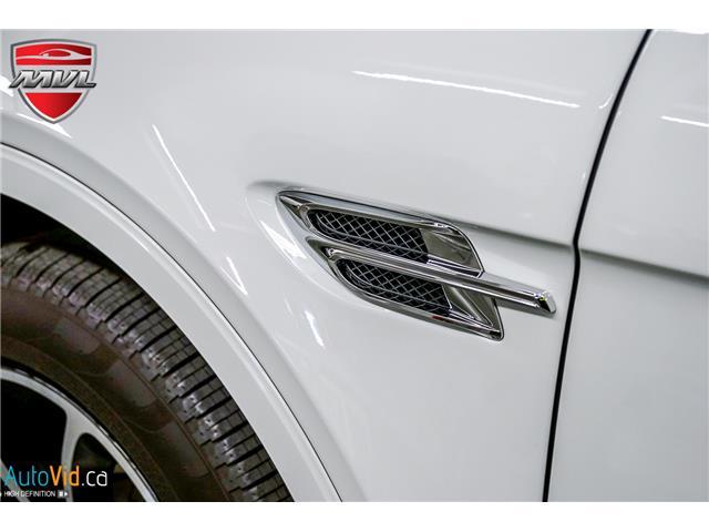 2019 Bentley Bentayga  (Stk: ) in Oakville - Image 16 of 37
