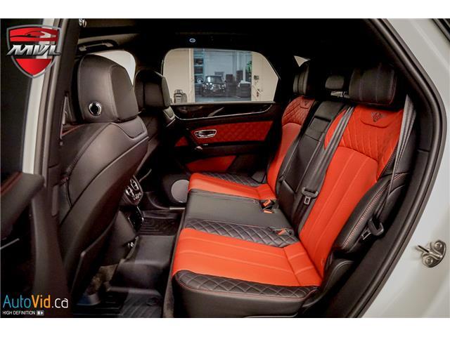2019 Bentley Bentayga  (Stk: ) in Oakville - Image 33 of 37