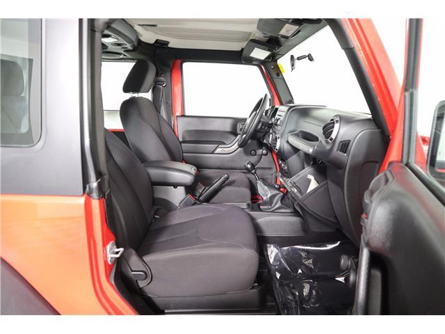 2013 Jeep Wrangler Sport (Stk: 19-488A) in Huntsville - Image 11 of 25