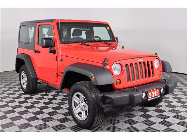 2013 Jeep Wrangler Sport (Stk: 19-488A) in Huntsville - Image 1 of 25