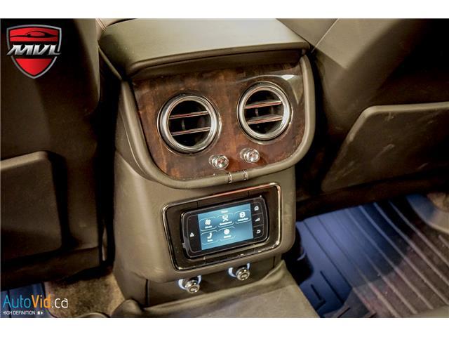 2019 Bentley Bentayga  (Stk: ) in Oakville - Image 34 of 37