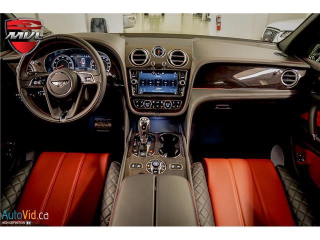 2019 Bentley Bentayga  (Stk: ) in Oakville - Image 22 of 37