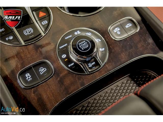 2019 Bentley Bentayga  (Stk: ) in Oakville - Image 31 of 37