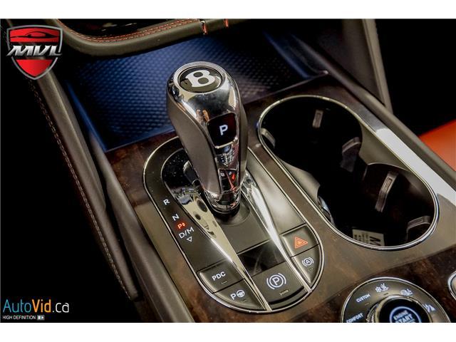 2019 Bentley Bentayga  (Stk: ) in Oakville - Image 29 of 37