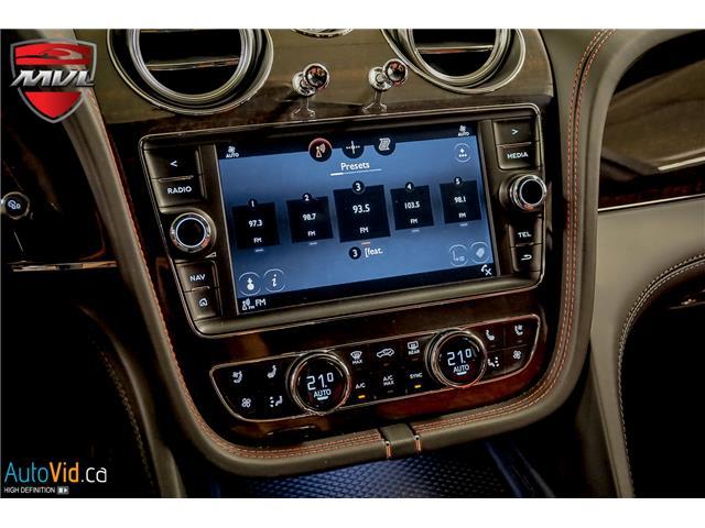 2019 Bentley Bentayga  (Stk: ) in Oakville - Image 28 of 37