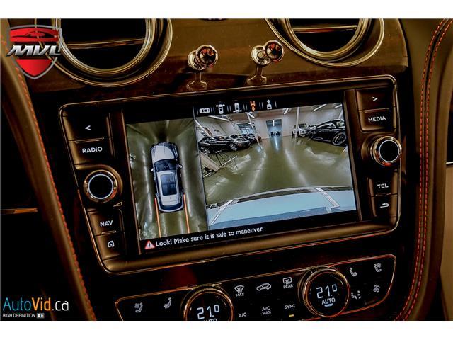 2019 Bentley Bentayga  (Stk: ) in Oakville - Image 30 of 37