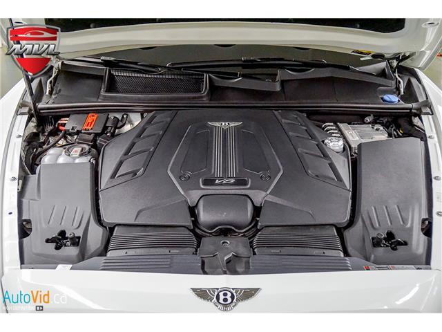 2019 Bentley Bentayga  (Stk: ) in Oakville - Image 36 of 37