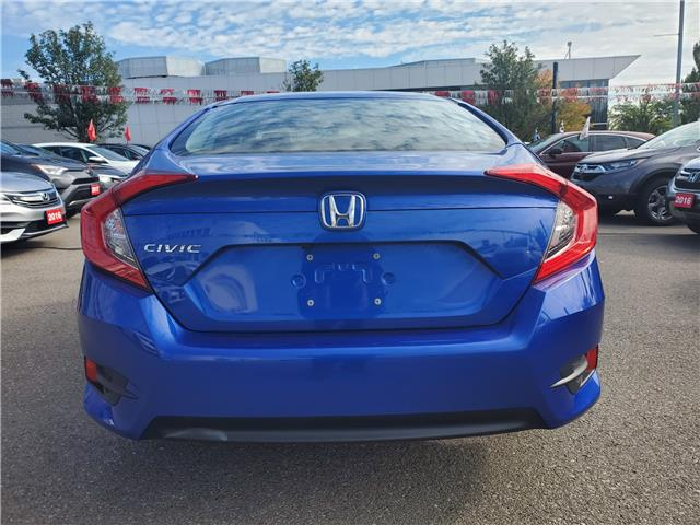 2017 Honda Civic LX (Stk: 327024A) in Mississauga - Image 4 of 21