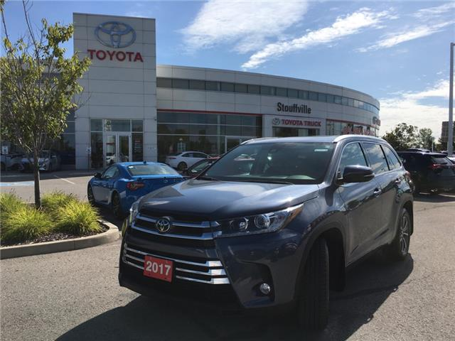 2017 Toyota Highlander XLE (Stk: P1916) in Whitchurch-Stouffville - Image 1 of 17