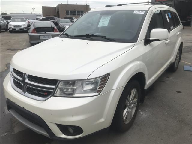 2012 Dodge Journey SXT & Crew (Stk: 19932) in Chatham - Image 1 of 1