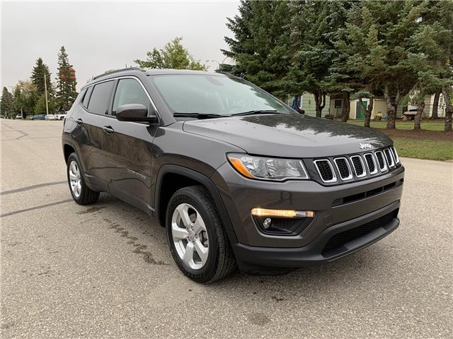 2018 Jeep Compass North 3C4NJDBB3JT328915 U19-89 in Nipawin