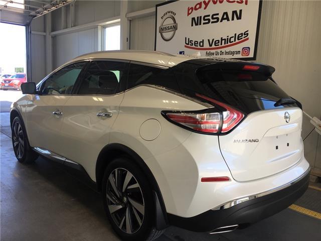 2016 Nissan Murano Platinum (Stk: P0701) in Owen Sound - Image 3 of 13