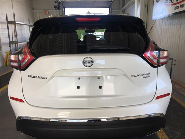 2016 Nissan Murano Platinum (Stk: P0701) in Owen Sound - Image 4 of 13