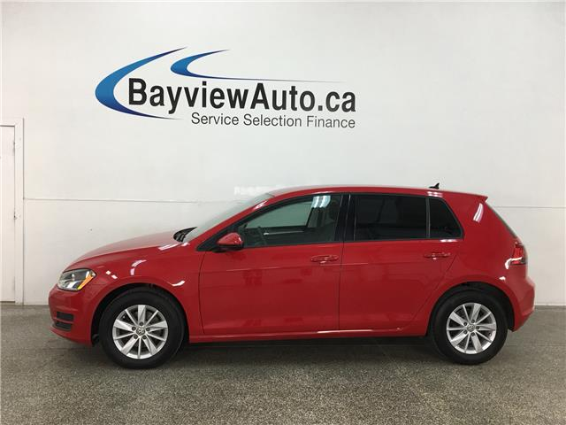 2017 Volkswagen Golf 1.8 TSI Trendline (Stk: 35395W) in Belleville - Image 1 of 23