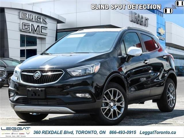 2019 Buick Encore Sport Touring (Stk: 834480) in Etobicoke - Image 1 of 25