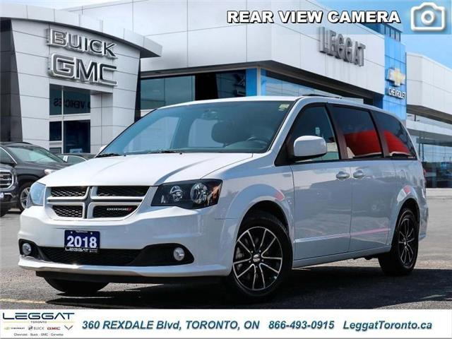 2018 Dodge Grand Caravan GT (Stk: T11596) in Etobicoke - Image 1 of 27