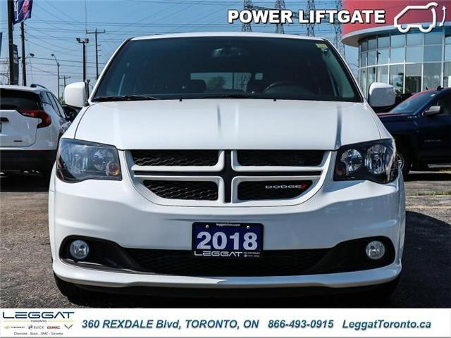2018 Dodge Grand Caravan GT (Stk: T11596) in Etobicoke - Image 2 of 27