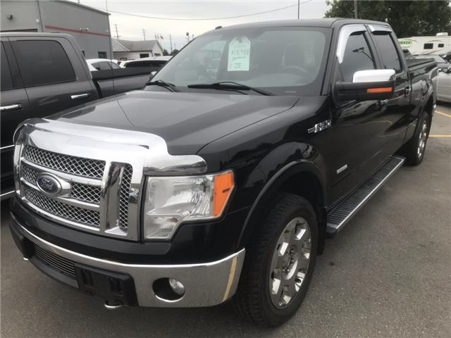 2011 Ford F-150 Lariat (Stk: 191008) in Chatham - Image 1 of 1